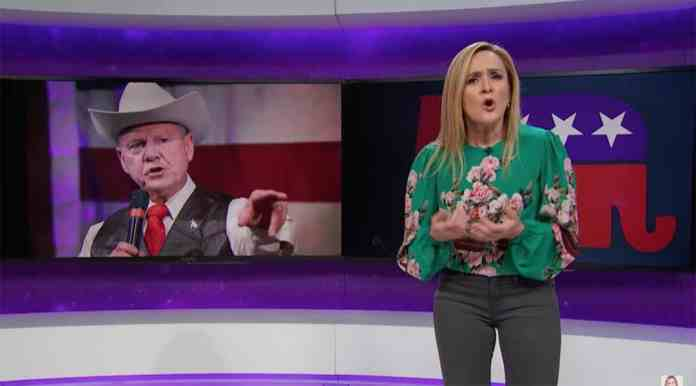 lanx samantha bee roy moore louis c.k.