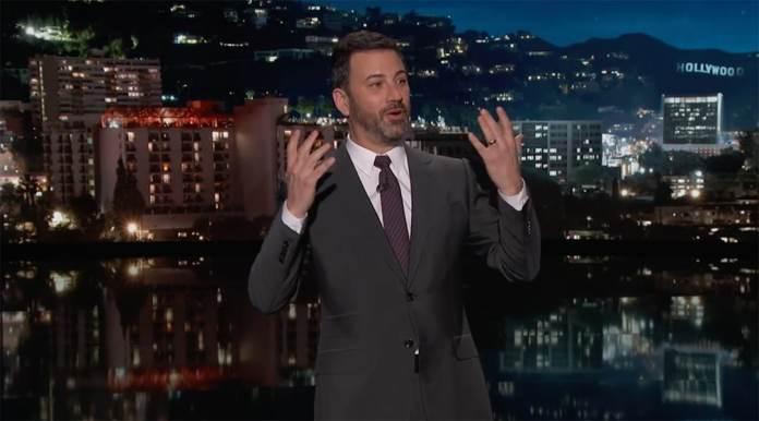 jimmy kimmel live 2,000the lie donald trump