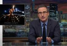 last week tonight john oliver parkland shooting