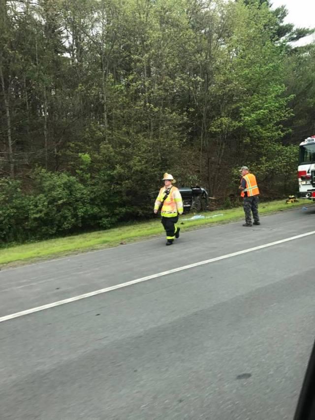 Man Killed in I-95 Crash | thelocalne ws