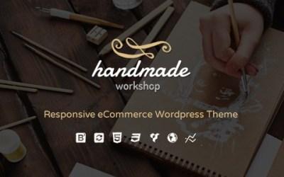 HANDMADE V2.5 – SHOP WORDPRESS WOOCOMMERCE THEME