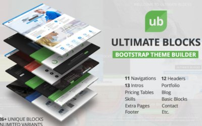 Ultimate Blocks – Theme Builder