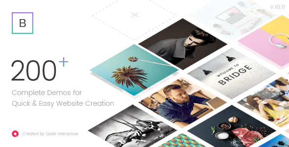 Bridge 10.1.1 – Creative Multi-Purpose WordPress Theme