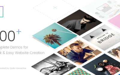 Bridge 10.1.1 – Creative Multi-Purpose WordPress Theme