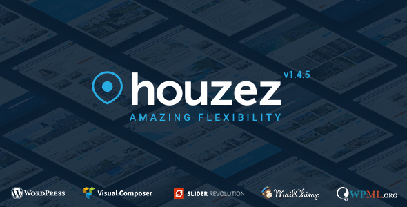 Houzez 1.4.5 – Real Estate WordPress Theme