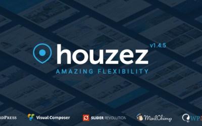 Houzez 1.4.5 – Real Estate WordPress Theme