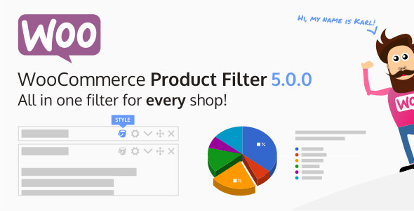 WOOCOMMERCE PRODUCT FILTER V6.0.2
