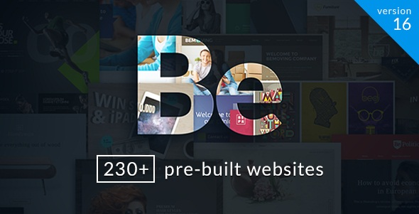 BETHEME V16 – RESPONSIVE MULTI-PURPOSE WORDPRESS THEME