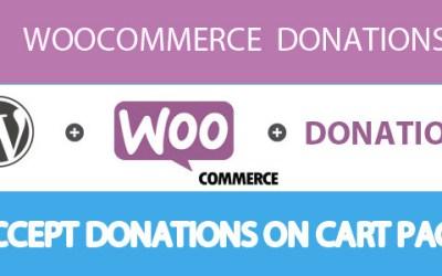Free Download Woocommerce Donation plugin