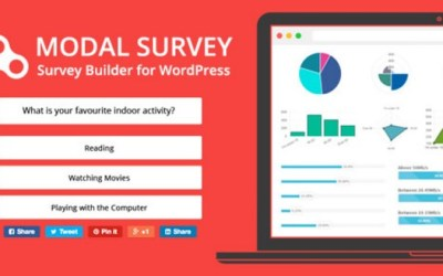 Modal Survey 1.9.7.8 – WordPress Poll, Survey & Quiz Plugin