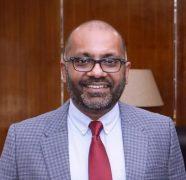 CAA Executive Director Thushan Gunawardena