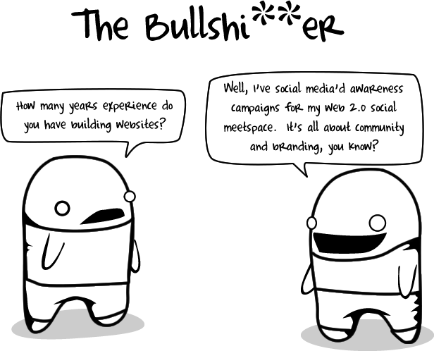 The bullshitter