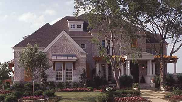 bungalow House Plans   Southern Living House Plans Sl 682