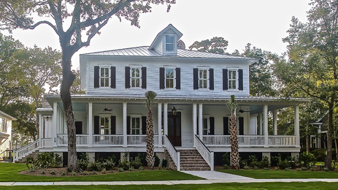 Wrap around Porches House Plans   Southern Living House Plans Sl 1935 fcp