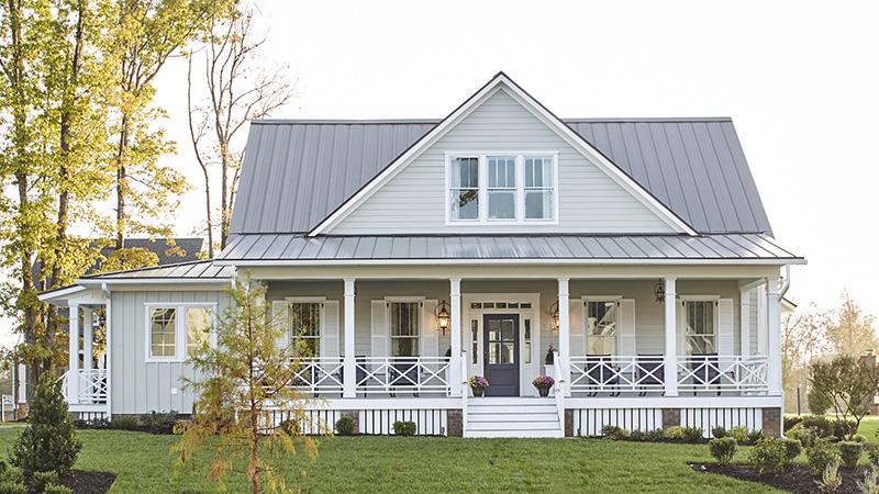 Modern Farmhouse Designs House Plans