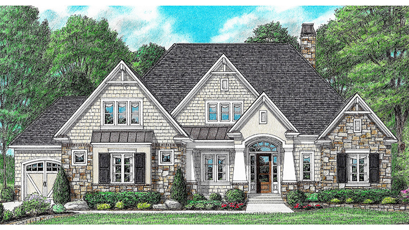 Breanne Southern Living House Plans