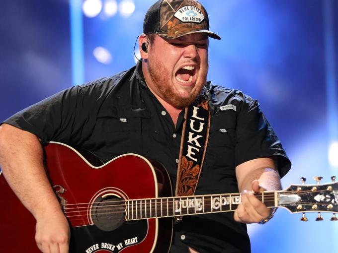 Luke Combs, Combs, What You See Is What You Get, What, Get You, See, New