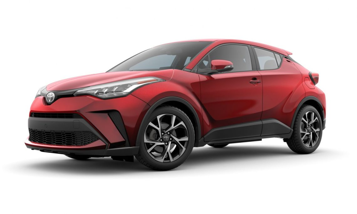 toyota c-hr carves out its own niche for 2020 with new