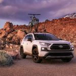 2020 Toyota Rav4 Offers A New Trd Off Road Model And Multimedia Enhancements Toyota Usa Newsroom