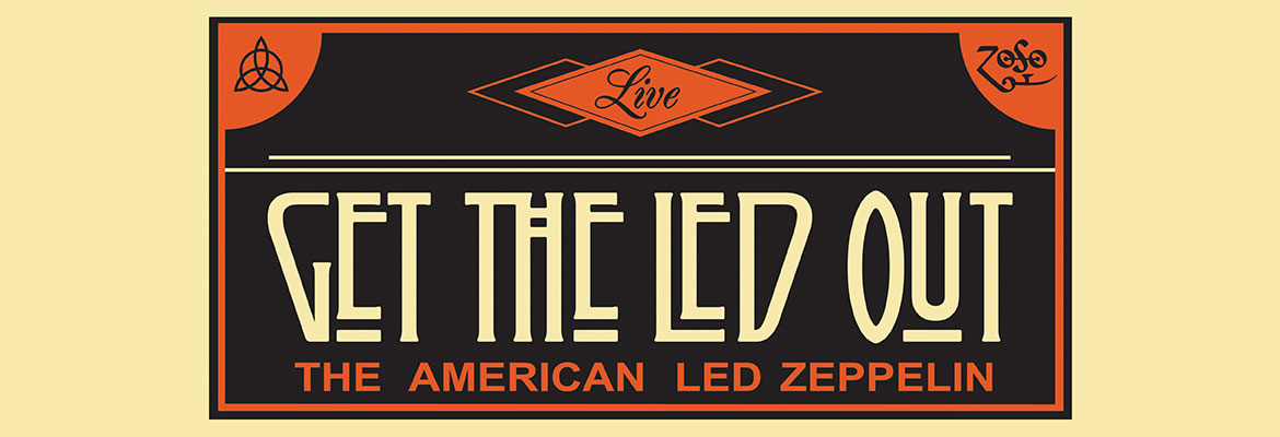 get the led out logo