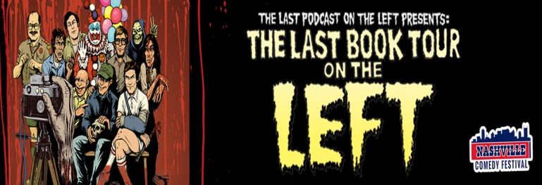 Last Podcast on the Left Header Image