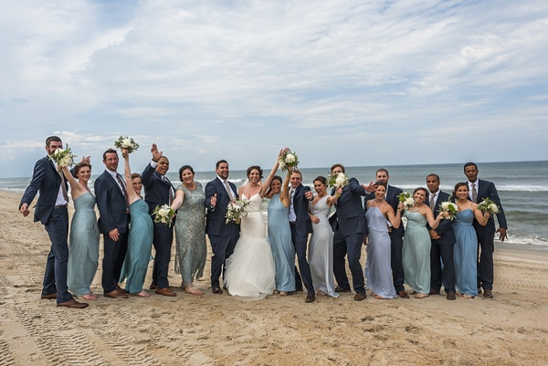 Joyful Destination Outer Banks Wedding Tidewater And