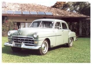 Chrysler Windsor 1950