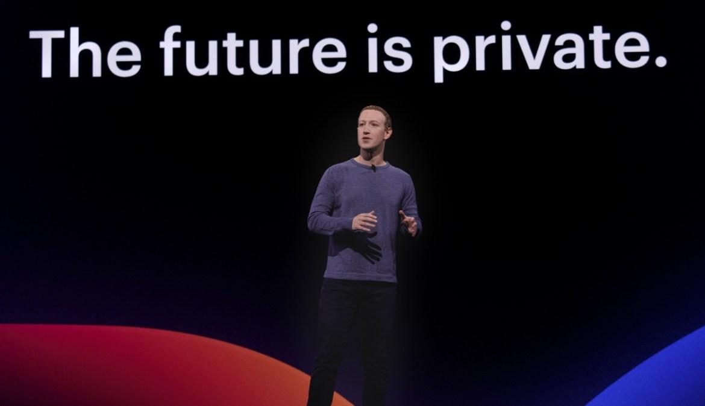 Novidades do Facebook- The future is private