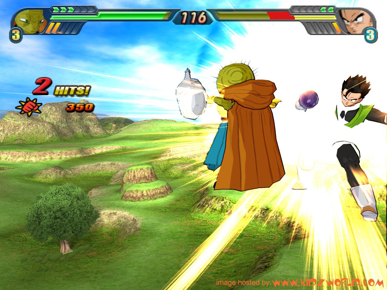 Dragon Ball Z Budokai Tenkaichi 3 Transformers The Game Video Trailer Pokemon Battle