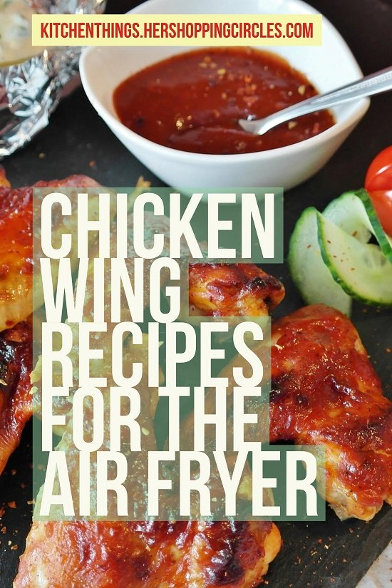 Delicious Chicken Wing Recipes for the Air Fryer