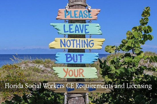 Florida Social Workers Continuing Education and Licensing