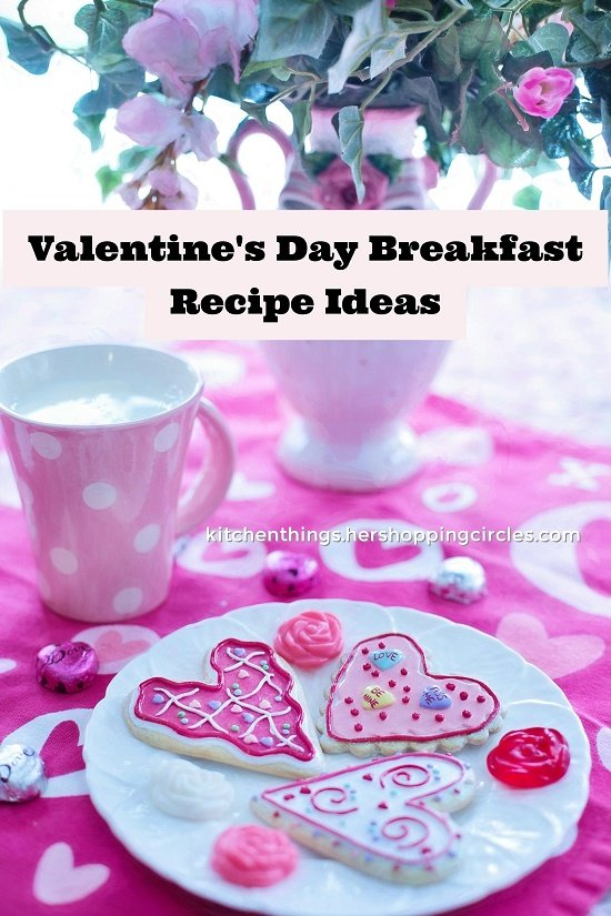 Recipes for Valentine's Day Breakfast