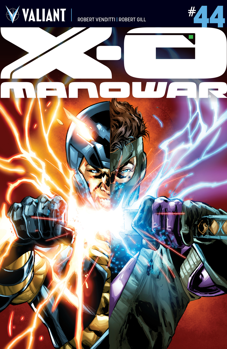 X-O Manowar cover by Phil Jimenez