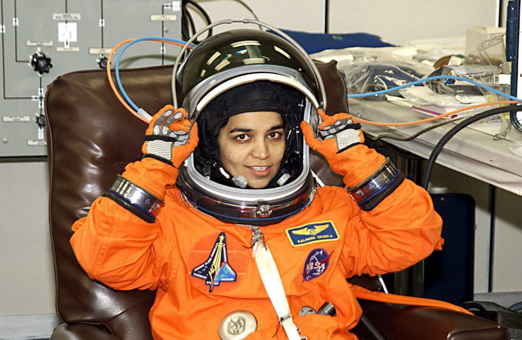 Astronaut Kalpana Chawla Girls Glamour