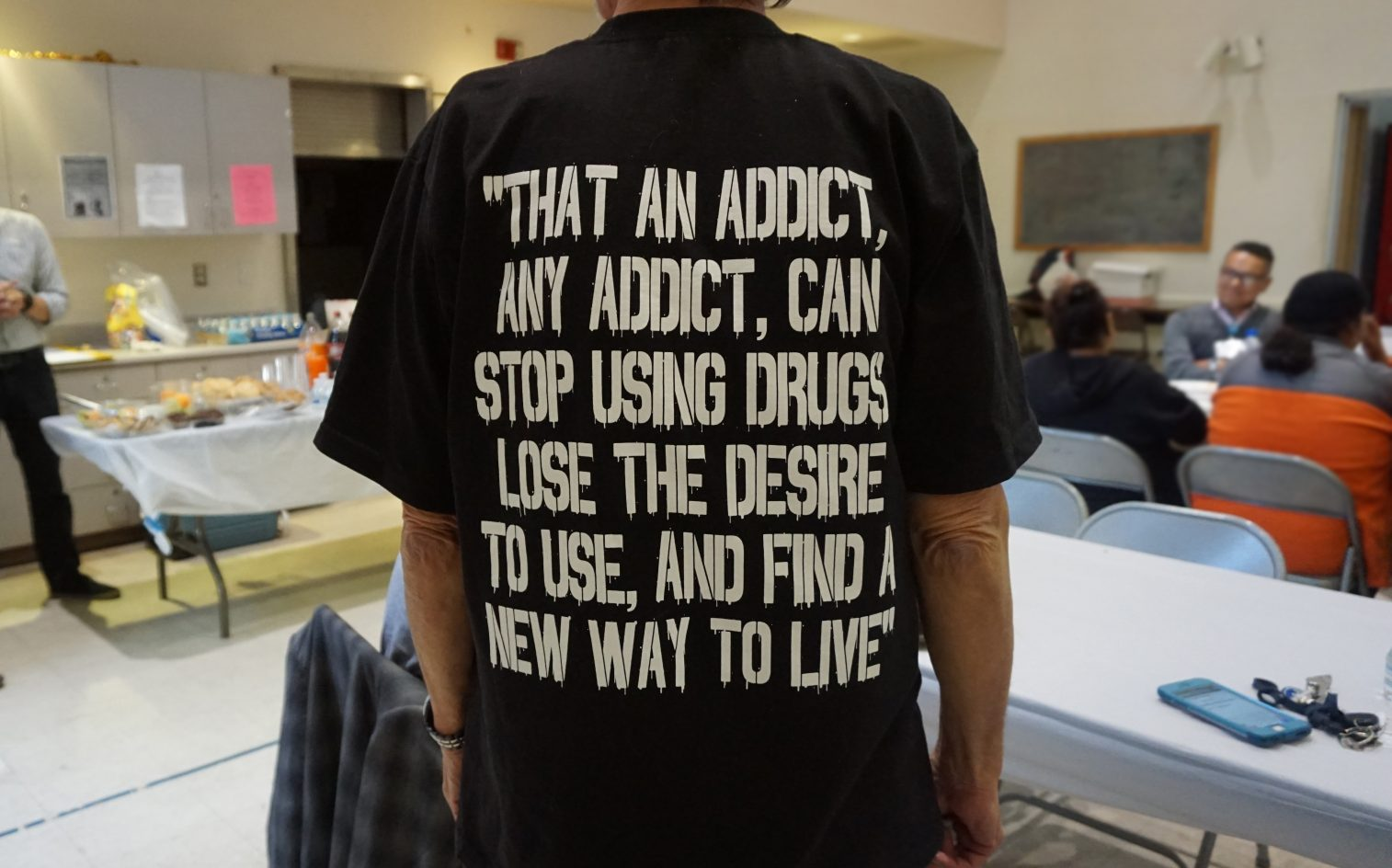 A New Approach To Addiction