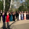 Some of our Firebirds showing the W and looking nice for Prom nigh