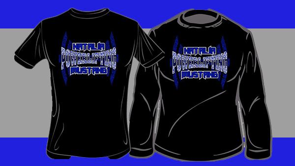 Powerlifting T Shirts Clothing
