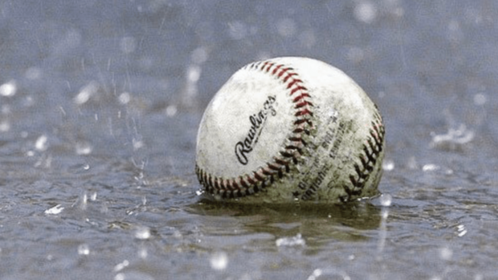 Image result for baseball water on