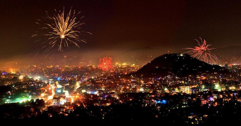 Diwali  End Date