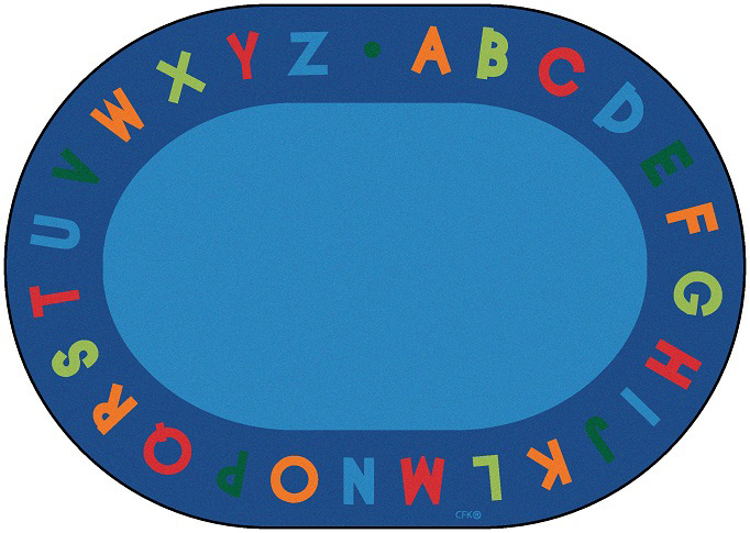 All Alphabet Circletime Rug By Carpets For Kids Options