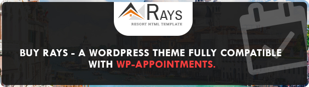 WPAppointments- Paid Appointments System WP Plugin 6