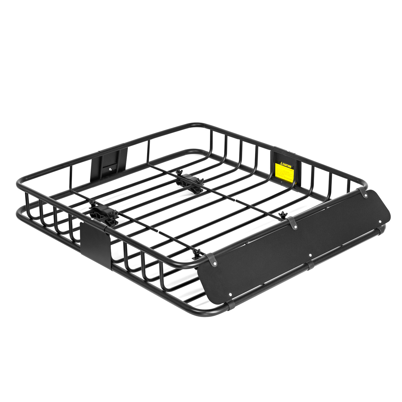 details about universal roof rack cargo carrier car suv van top luggage holder travel