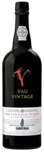 Sandeman Vau Vintage Port 2000, Doc Douro Bottle
