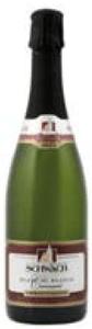 François Schwach Le Crémant Blanc De Blancs 2007, Ac Alsace Bottle