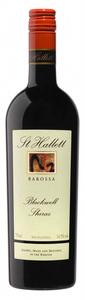 St. Hallett Blackwell Shiraz 2009, Barossa, South Australia Bottle