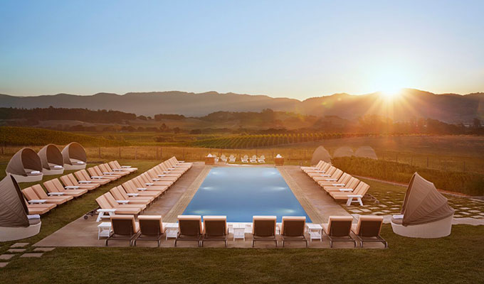 The Most Luxurious Hotels In Napa Valley