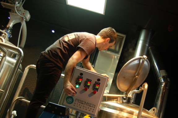 Brewing photo