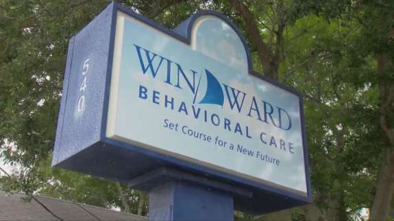 Windward Behavioral Care has treated the mentally ill, homeless, and substance abusers in Volusia County since the 1970s. Photo: Windward Behavioral Care.