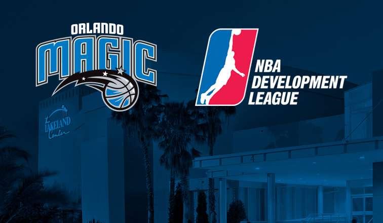 The Orlando Magic will relocate its current NBA Development League affiliate, the Erie Bayhawks, from Pennsylvania to Lakeland. Photo: NBA Development League.