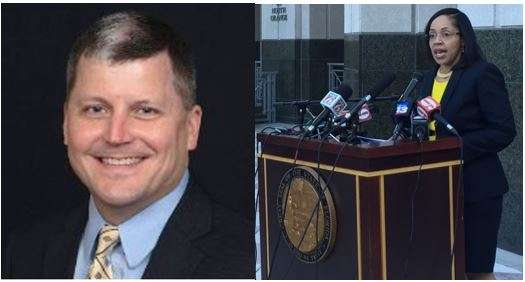 "Stan McCullars has resigned over writing on Facebook that 9th circuit state attorney Aramis Ayala, Florida's first black state prosecutor, ""should be tarred and feathered if not hung from a tree."" Photo: Facebook."